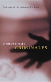 Cover of: Criminales