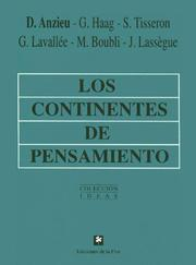 Cover of: Los Continentes Del Pensamiento/ The Thinking World