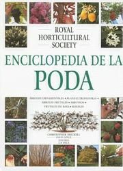 Cover of: Enciclopedia de La Poda