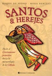 Cover of: Santos & Herejes