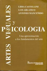 Cover of: Artes Visuales y Psicologia