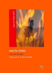 Cover of: Martin Fierro