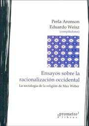 Cover of: Ensayos Sobre La Racionalizacion Occidental