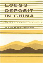 Cover of: Loess Deposit in China