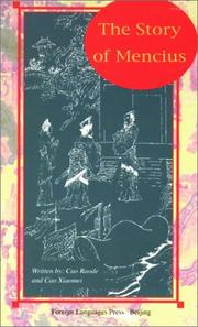 Cover of: The Story of Mencius (Insights into Chinese History)