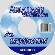 Cover of: Abraham's Teachings, An Introduction to