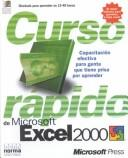 Cover of: Excel 2000