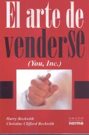 Cover of: El Arte de Venderse/ The Art of Selling Yourself