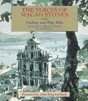 Cover of: The Voices of Macao Stones