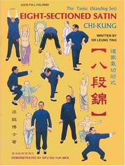 Cover of: Taoist 8-Sectioned Satin Chi-Kung ¹D®a®ð¥\¿K¬qÀA