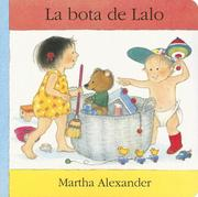 Cover of: La Bota De Lalo