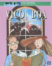 Cover of: Vico Y Boa/ Vico And Boa (a la Orilla del Viento)