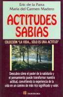 Cover of: Actitudes Sabias/ Wise Attitudes