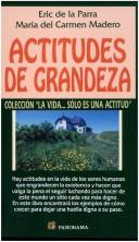Cover of: Actitudes De Grandeza