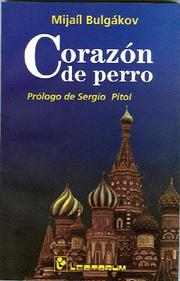 Cover of: Corazon de Perro