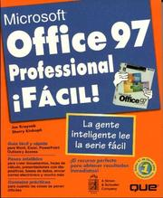 Cover of: MS Office 97 Professional Facil