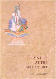 Cover of: Painters at the Sikh Court