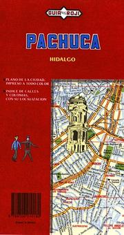 Cover of: Ciudad de Pachuca (City Plan)