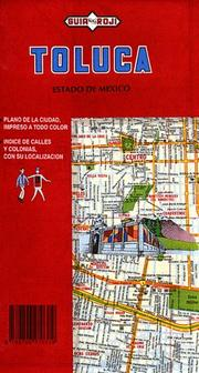 Cover of: Ciudad de Toluca (City Plan)