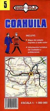 Cover of: Coahuila State (State Maps)