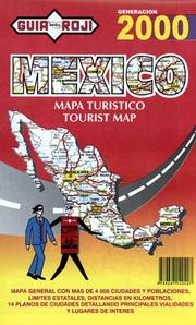Cover of: Mexico Tourist Map 1998