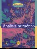 Cover of: Analisis Numerico