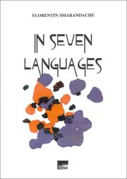 Cover of: In Seven Languages