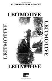 Cover of: Leitmotives