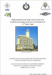 Cover of: 17th Nrsc'2000