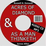 Cover of: Acres of Diamonds & As a Man Thinketh