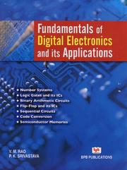 Cover of: Fundamentals of Digital Electronics and Its Applications