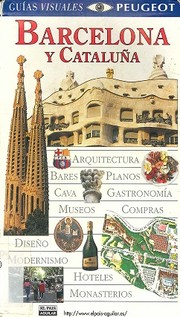 Cover of: Barcelona y Catalua - Guias Visuales