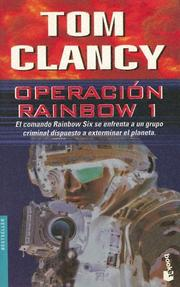 Cover of: Operacion Rainbow I