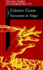 Cover of: Encuentro en telgte