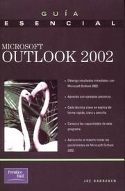 Cover of: Microsoft Outlook 2002