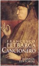 Cover of: Cancionero: sonetos y canciones