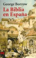 Cover of: La biblia en Espana/ The Bible in Spain
