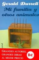 Cover of: Mi Familia Y Otros Animales/ My Family And Other Animals