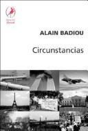 Cover of: Circunstancias