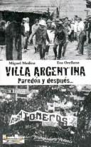 Cover of: Villa Argentina