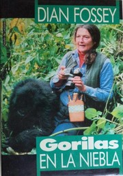 Cover of: Gorilas en la niebla