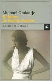 Cover of: El Blues de Buddy Bolden