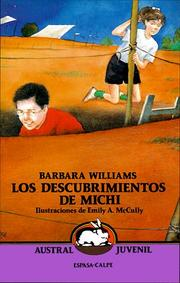 Cover of: Los Descubrimientos de Michi / Mitzi's Discoveries