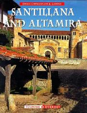Cover of: Santillana and Altamira