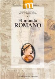 Cover of: El Mundo Romano