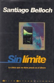 Cover of: Sin Limite