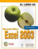 Cover of: El Libro de Excel 2003 / Excel 2003 Bible