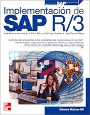 Cover of: Implementacin De SAP R/3