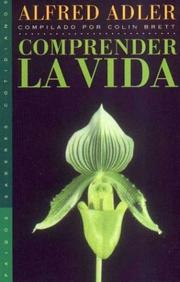 Cover of: Comprender La Vida