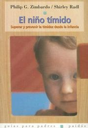 Cover of: El nino timido
